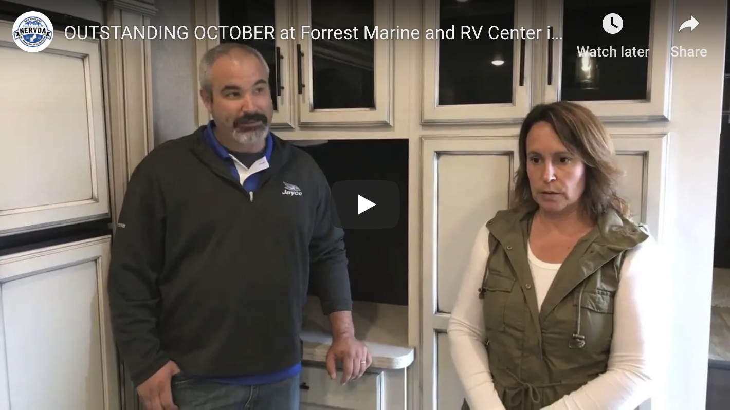 Outstanding October Nervda Dealers ⋆ New England Rv
