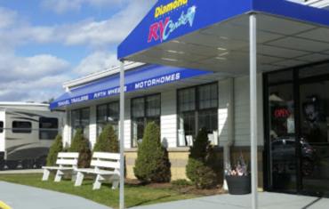 Diamond RV Centre for Outstanding October