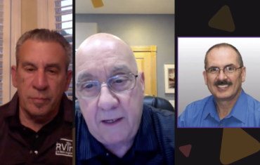 Podcast 030 – Guest Steve Anderson of Workamper News on RVing in New England