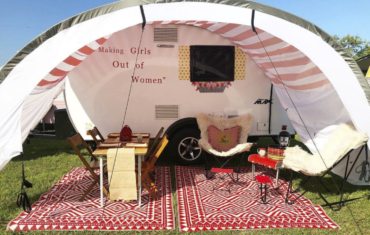 Podcast 032 – Learn about the Girl Camper movement with Janine Petit