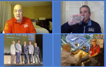 Podcast 048 – Let's Discuss RV Industry Events and Answer Your Questions