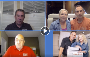 Podcast 056 – Authors of 'Living the RV Life' Join Bob and John