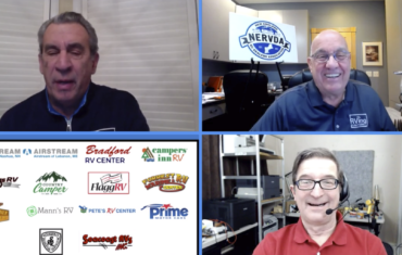Podcast 057 – Ready for the Boston RV & Camping Expo!