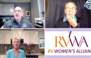 Podcast 077 – RVWA – Recreational Vehicle Women's Alliance
