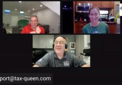 Podcast 121 – Meet Heather Ryan the Tax-Queen