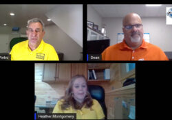 Podcast 124 – Blue Water Development and Adventure Land on RVing in New England
