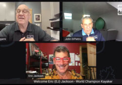 Podcast 125 – Eric Jackson, Full-Time RVer and Olympic Kayaker on RVing in New England
