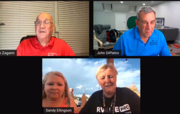 Podcast 145 – Three Stars in the RV Industry