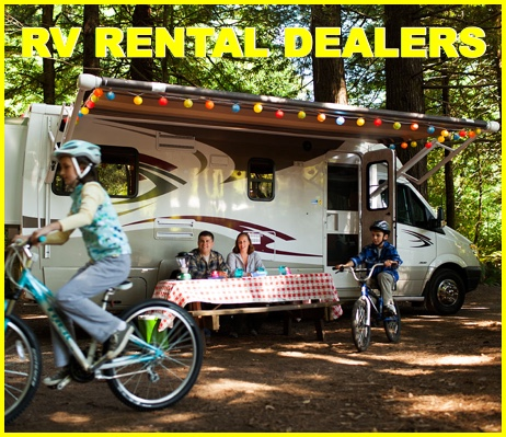 RV Rental Dealers