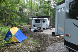 Review of Sandy Pines Campground, Kennebunkport, Maine
