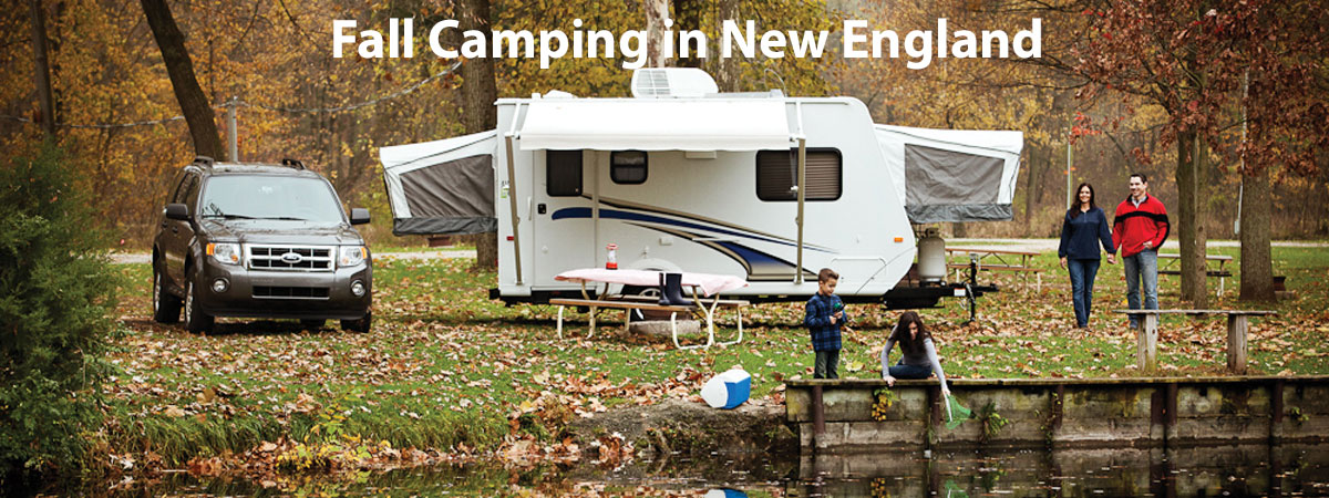 Fall Camping in New England